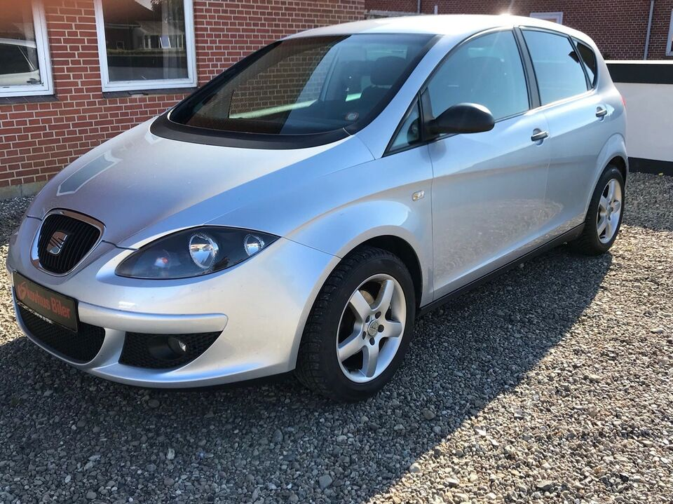 Seat Altea, 1,6 Reference, Benzin