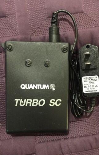 Quantum Instruments Turbo SC Batería Pack-Excelente Estado
