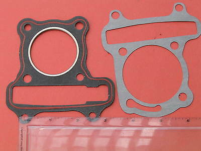 44mm Head Base Gasket Set GY6 60cc Gas Scooter Moped 139qmb Engine parts