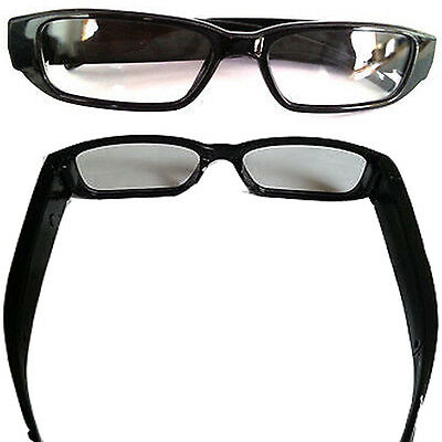 NEW FULL HD 1920x1080p 30fps 5MP VIDEO/SOUND SPY GLASSES - INVISIBLE CAMERA LENS