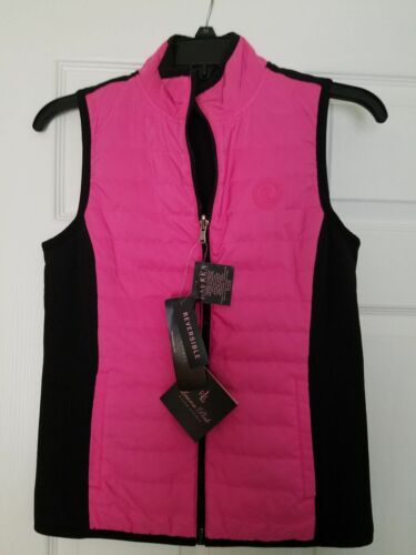 En Fa15 Ralph Nwt 115 Reversible 888572238256 Sz Pink Exc Vest Xs Sort Lauren YCCXwq