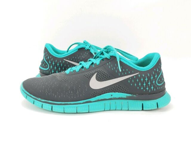 new arrival 0a4e7 b3816 Nike Mens size 9.5 Nike Free 4.0 V2 Running Athletic Shoes #511472
