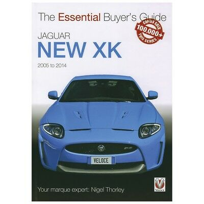 Essential Buyers Guide Jaguar Xk X150 2005-14, Book Glanzend Oppervlak