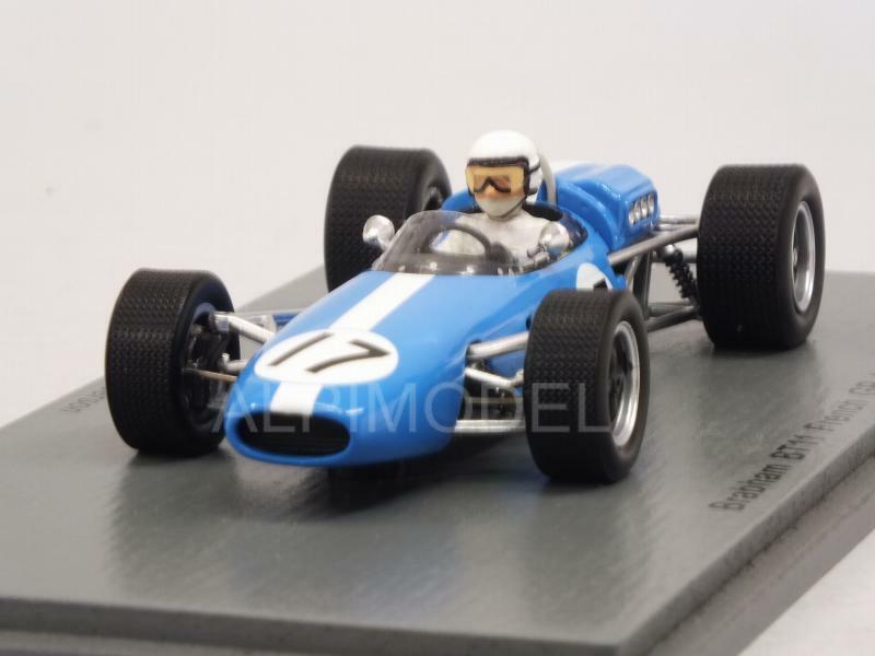 Brabham BT11 GP France 1967 Bob Anderson 1 43 SPARK S5261