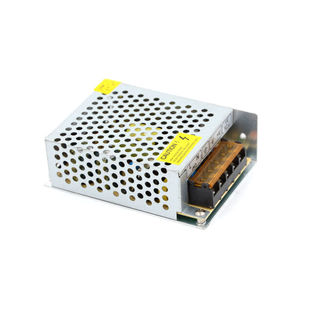 New 60W Switching Switch Power Supply Driver for LED Strip Light DC 12V 5A A_ex