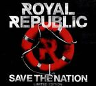 Save the Nation by Royal Republic (CD, Sep-2012, Roadrunner Records)