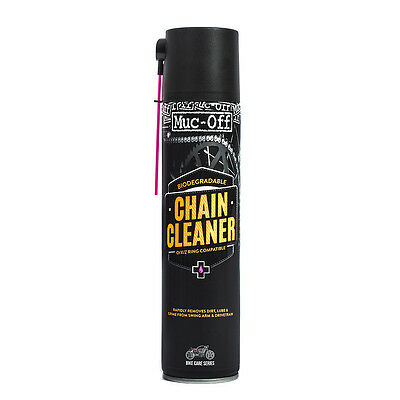 Muc-Off Motorcycle Biodegradable Chain Cleaner 400ml