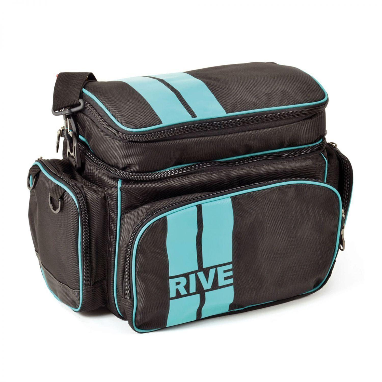 Rive Carryall Feeder Tasche inkl. 4Boxen 520x290x340mm Angeltasche