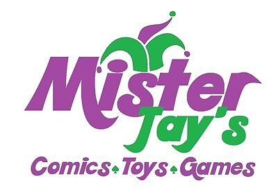 Mister Jay s Comics Toys and Games