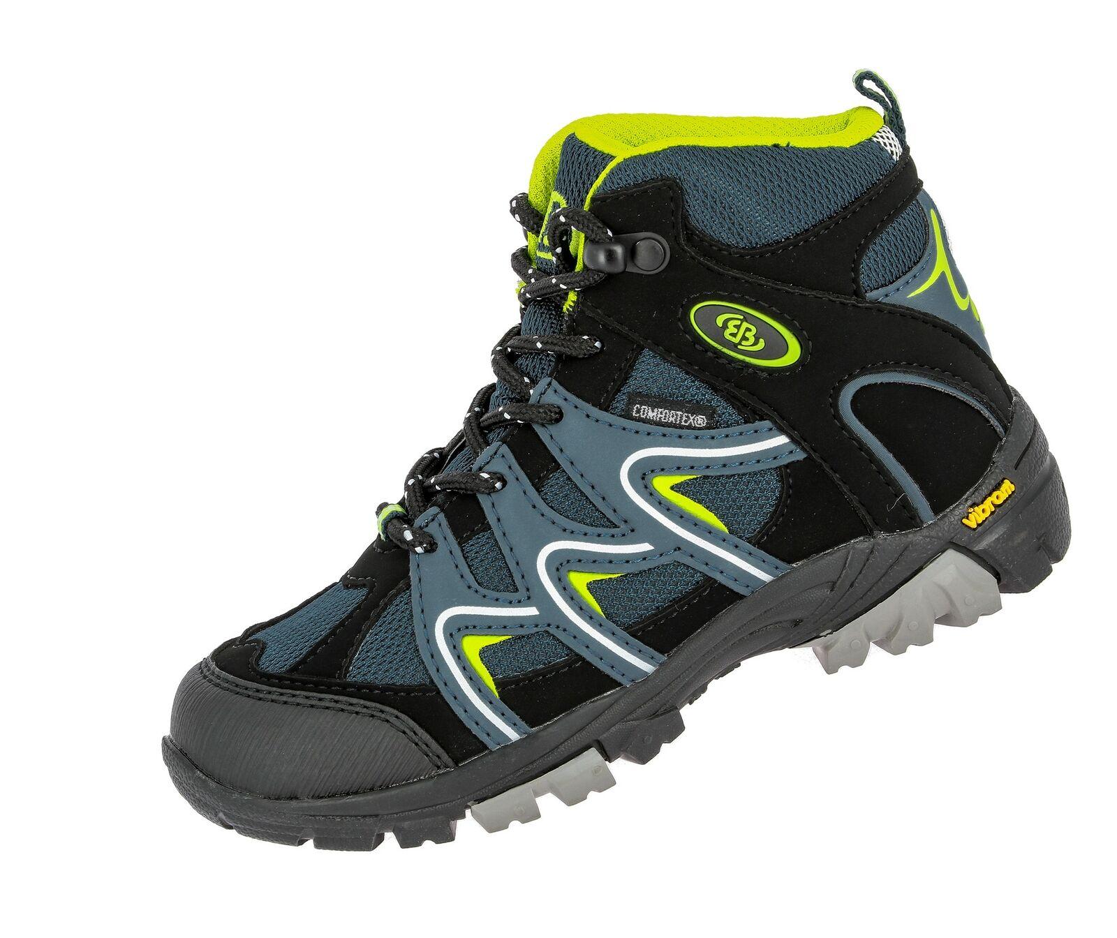 Brütting Vision high Teens Kinder Wanderschuhe Freizeit Outdoor Schuhe