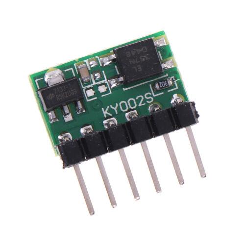 3V-24V 5A flip-flop latch switch module bistable single button 5000mA LED rel/_ma