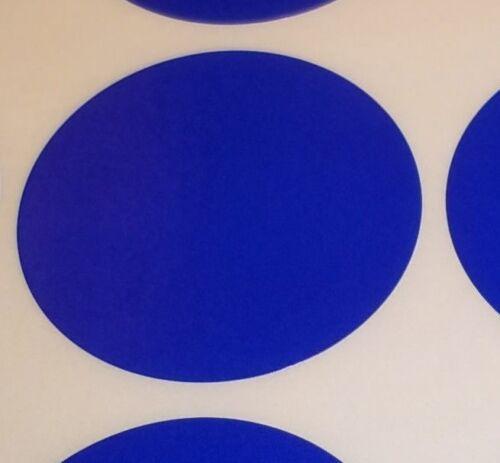 Groß 63mm Rund//Rund Farbe Code Punkte Aufkleber Blanko Selbstklebeetiketten