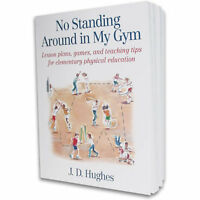 No Standing Around In My Gym Book on sale