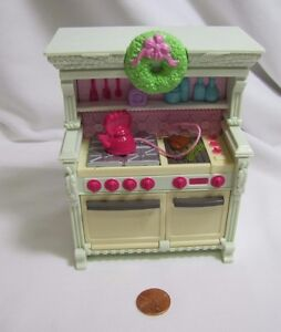 Image Is Loading Fisher Price Loving Family Dollhouse Kitchen Unit Sounds