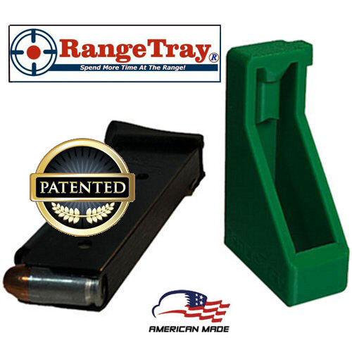 GREEN RangeTray Magazine Loader SpeedLoader for Taurus Spectrum .380