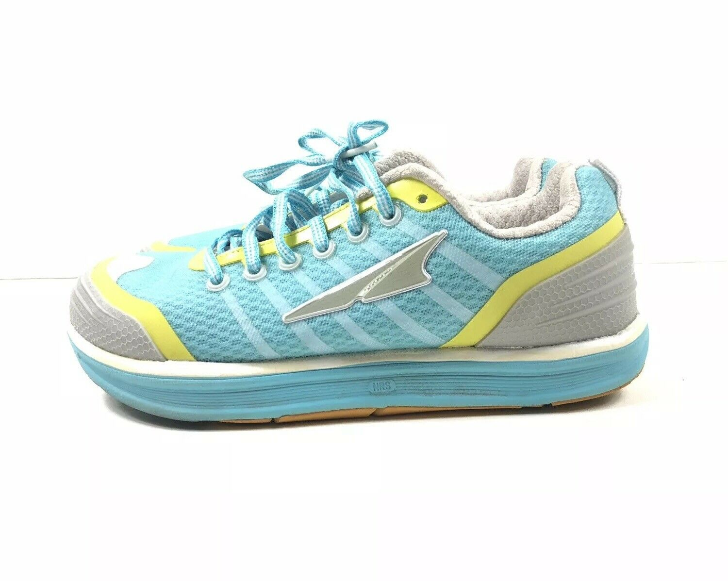 Altra Women's Intuition 2 bluee Yellow shoes Size 7.5
