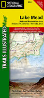 Trails Illustrated Lake Mead Nra Map