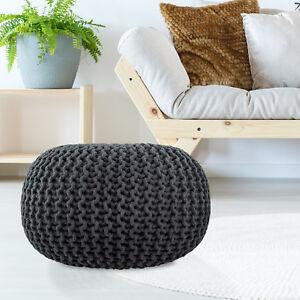 Cuscini Per Sedersi.Pouf Per Sedersi Sgabello Sedia A Cubo Cuscino Da Pavimento