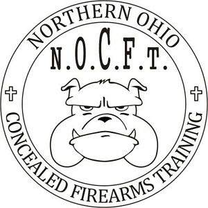 Cleveland/Elyria Ohio Concealed Carry Class (CCW or CHL)