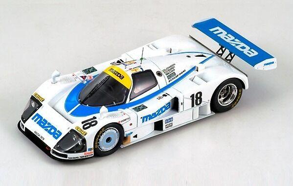 Mazda 787B Kennedy-Johansson-Sala  Le Mans  1991 (Spark 1 43   S0648)