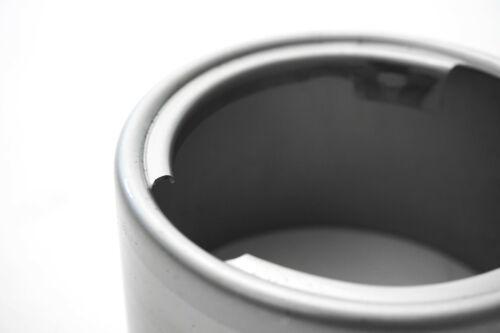 NovaNox® Benzin Einfüllstutzen ID 80mm Edelstahl Tankstutzen Einschweißstutzen