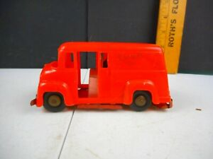 Vintage Wyandotte Friction Silvercup Bread Truck Parts Or Repair Complete Ebay