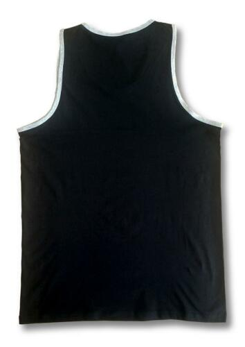 NW Mens Printed Tribal Aztec Soft 100/% Cotton Quality Gym Sports Active Tank Top