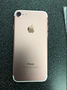 Genuine-Apple-iPhone-7-trasero-chasis-posterior-de-oro-rosa-con-piezas-Grado-A
