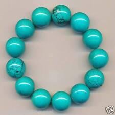 Armband Türkis Kugelarmband Perlenband Damenschmuck Armschmuck Nepal 8d