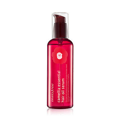 [INNISFREE] Camellia Essential Hair Oil Serum - 100ml