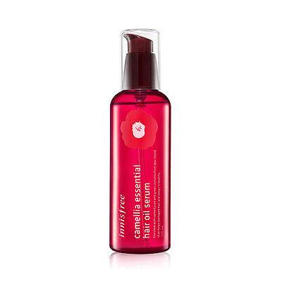 [INNISFREE] Camellia Essential Hair Oil Serum - 100ml