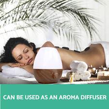 Air Aroma Humidifier Ultrasonic Mist Steam Nebuliser Fragrance Diffuser Purifier