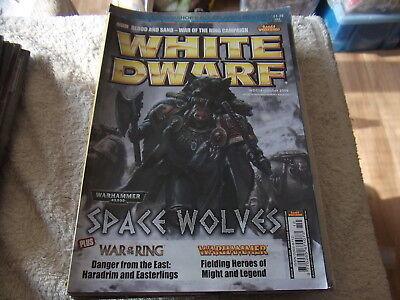 Avere Una Mente Inquisitrice Games Workshop White Dwarf Magazine N. 358 Ott 2009-