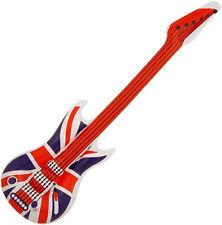 Guitarra de Aire Guitarra Inflable Union Jack
