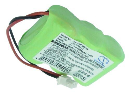 Batterie  Ni-MH 3.6V 1000mAh type CBFRSBATT Pour Chatterbox KA9HJC-FRS