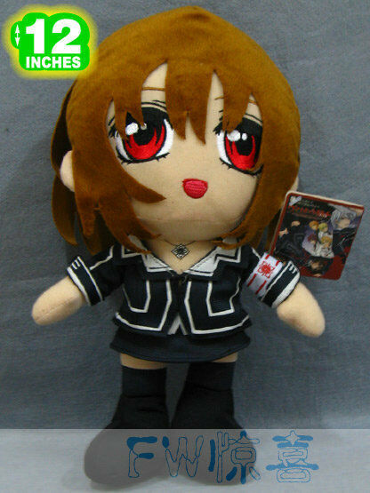 "Plush doll VAMPIRE KNIGHT KKurosu\Kuran Yuki Toys  12"" high"