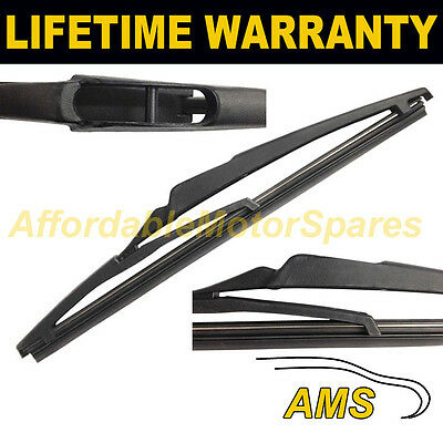 Rear Wiper Arm Blade Set ForRenault Clio Mk2 1998 to2005 UK
