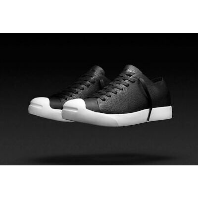 NikeLab Converse Jack Purcell HTM Modern Ox Black White 155018C sz 11-15 Men's