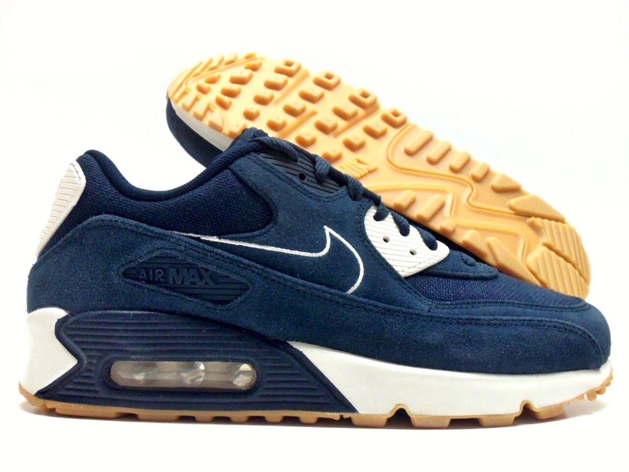Nike air max 90 premium - arsenal größe navy / segel größe arsenal männer 9,5 (700155-403] a54fb2