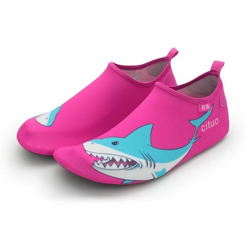 Unicorn Kids Slippers Water Shoes Quick Drying Swim Footwear Barefoot Aqua Socks