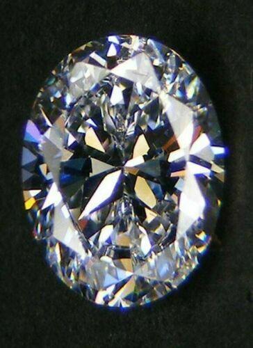 9X7MM OVAL BRILLIANT SHAPE LAB-GROWN LOOSE DIAMOND VVS2 2.06CT LOOSE STONE