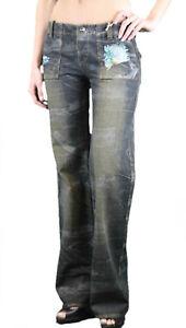 Jeans N13064 Con William Etichetta Nuova Slavato Donna Sontran Barcelona Custo w8RXnqPP