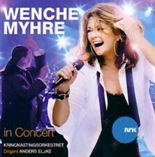 CD Wenche Wencke Myhre NORWEGISCH, Live In Concert