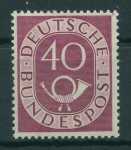 Germany-BRD-Federal-1951-Mi-133-Mint-MNH-Perforation-From-123-138