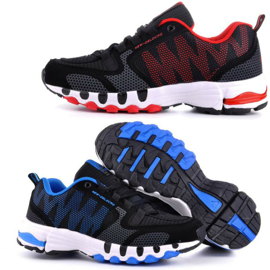 competitive price 23d45 b0991 New Womens Walking Walking Walking Sneakers Sports Casual Mesh Fashion Trail  Running Shoes Size 742cdf