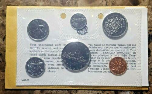 Canada 1973 Proof Like Set with COA /& Original Envelope!!