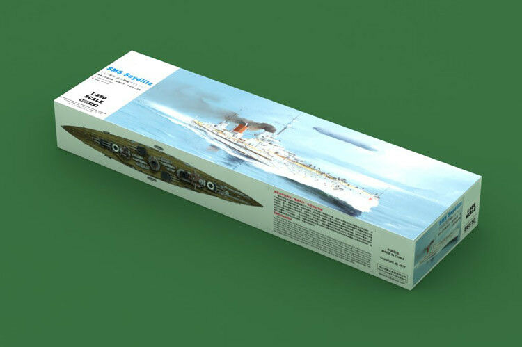 SMS SEYDLITZ 1 350 ship Trumpeter model kit 86510 86510 86510 187bd5