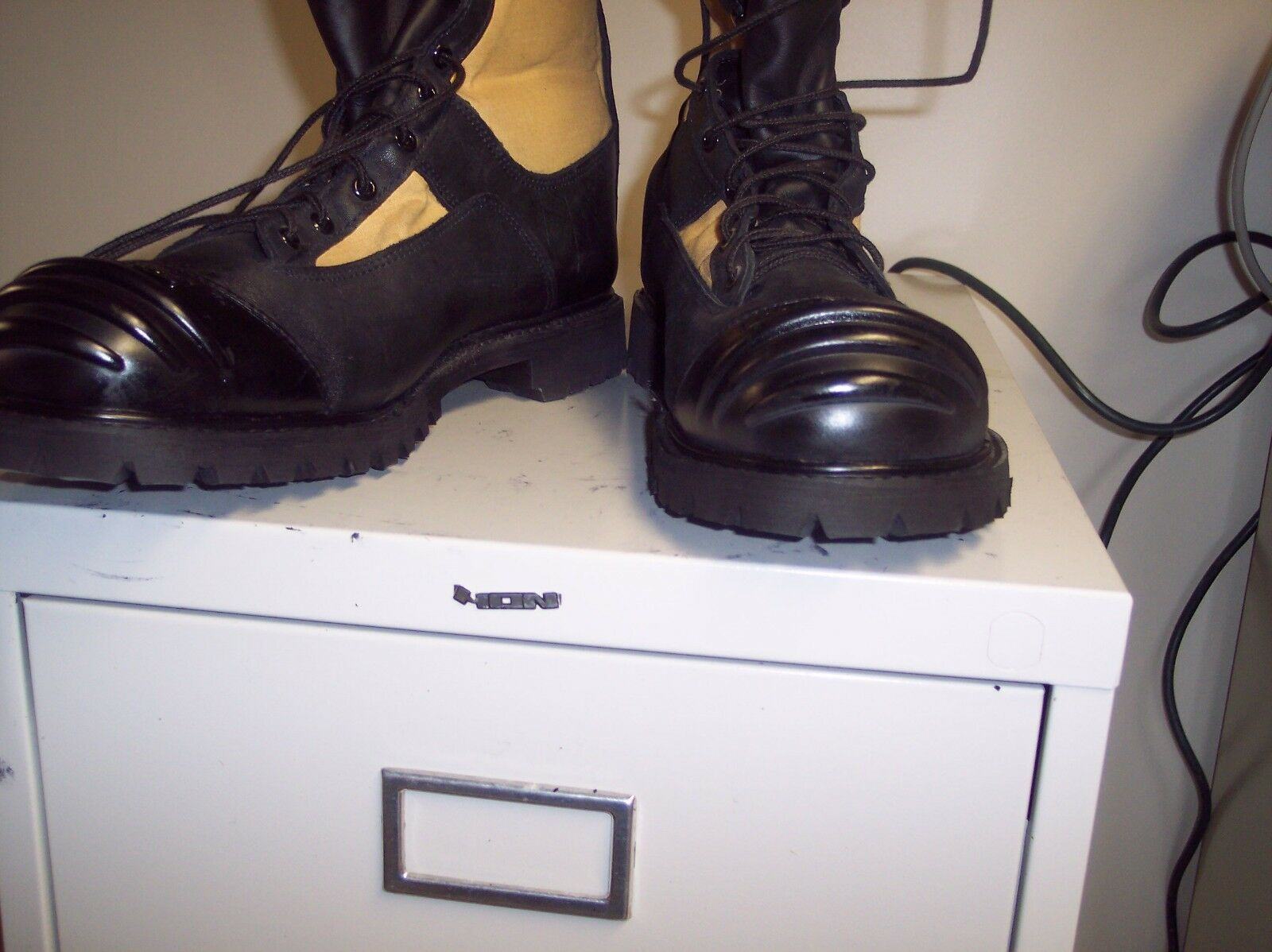 TOTAL FIRE STYLE 6000 FIRE y rescate GROUP botas EE Made In Usa