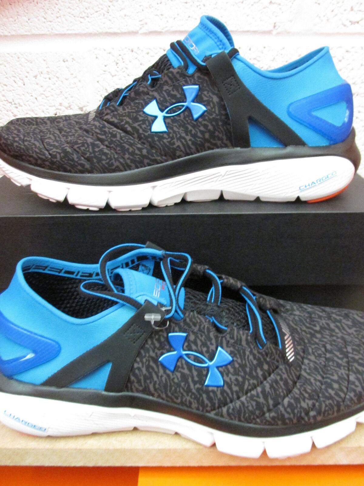 Under Armour UA SPEEDFORM scarpe da ginnastica running FORTIS GR 002 1268330 002 GR Scarpe Da Ginnastica Scarpe 47f72f