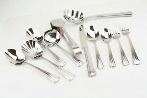 Reed Barton Andover Pearl 18//10 Glossy Stainless Used Flatware Your Choice